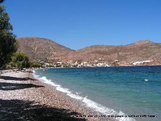 Strand von Livadia