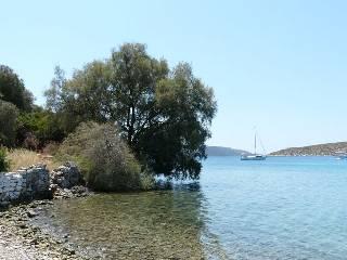 Strand von Posidonio