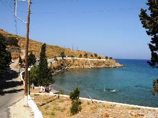Bucht nahe Alinda