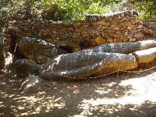 Kouros von Naxos