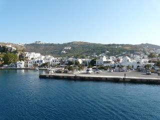 Fährhafen Patmos