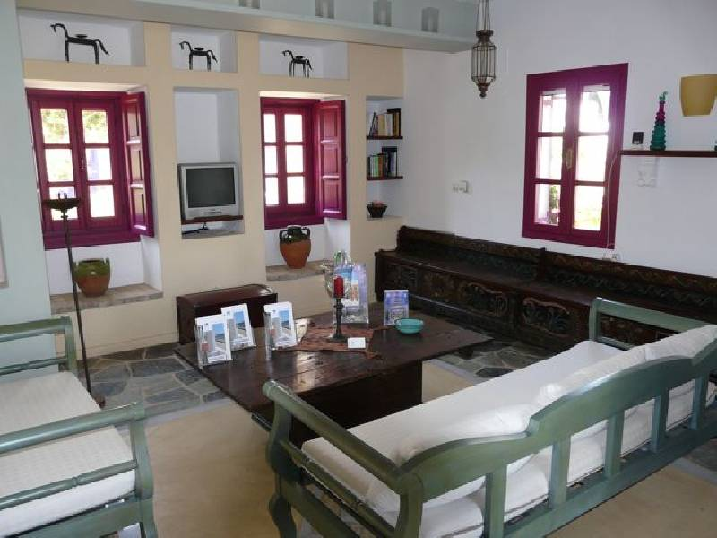 Nefeli Hotel In Agia Marina Leros Griechenland Insider Urlaub