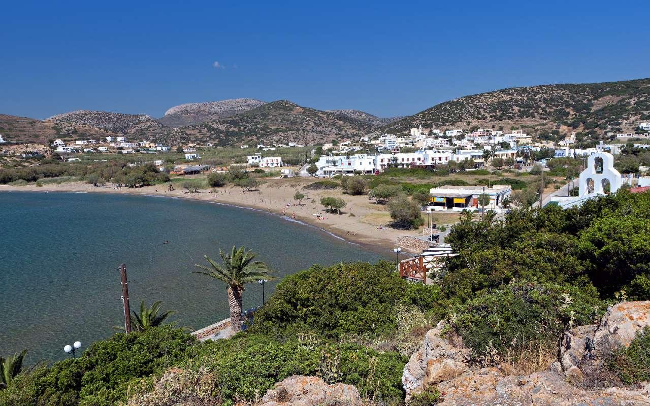 Syros Urlaub - Hotels/Apartments, Strände, Tipps