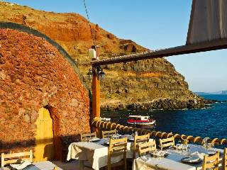 Ammoudi Fisch Restaurant